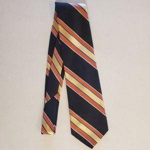 Vintage Striped Brittania Tie